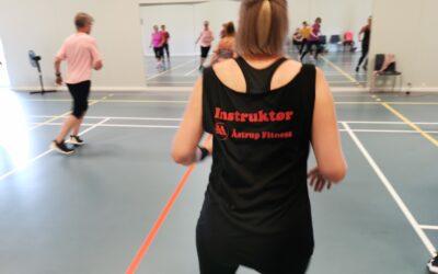 Vi træner hele sommeren i Åstrup Fitness