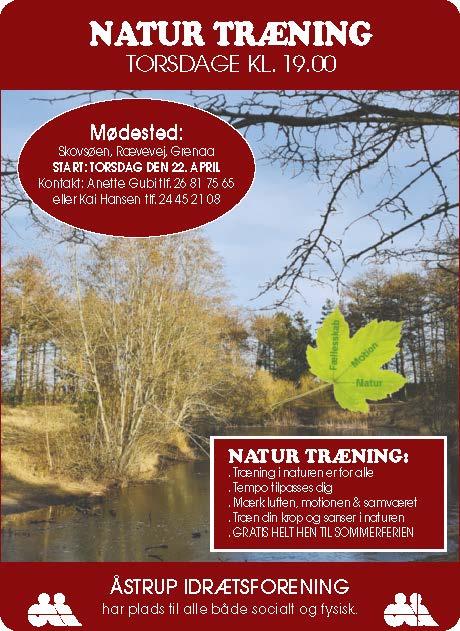 Natur træning