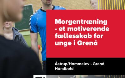 Morgentræning i Åstrup Hallen